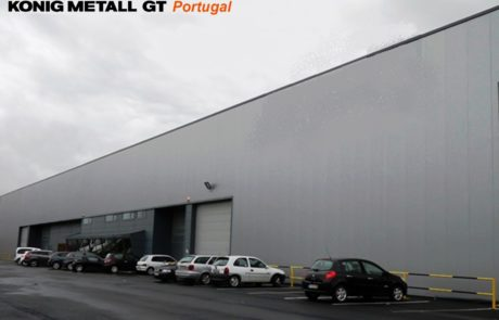Koenig Metall GT Portugal